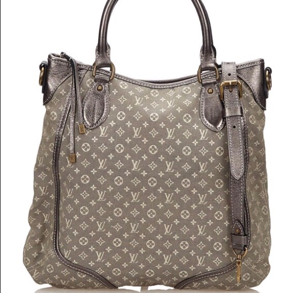 1038b0291300 Louis Vuitton Handbags - Louis Vuitton Mini Lin Besace Angele Platine Bag